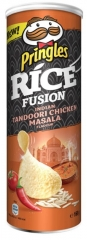 Чипсы Pringles RICE со вкусом Цыпленка Тандури и Масала 180 гр