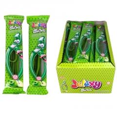 Жевательный мармелад Jelaxy Sticks Apple - Яблоко 35 гр