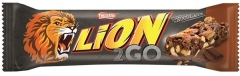 Шоколадный батончик Nestle Lion 2GO Bar 33 грамм