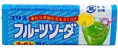 Жевательная резинка Coris вкус лимонад пластинки 11 грамм