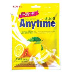 Карамель Anytime лимон 74 грамма
