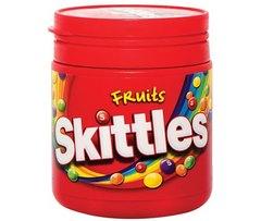 Жевательные конфеты Fruits Skittles 125 грамм