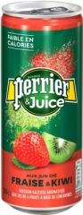 Газированный напиток Perrier Клубника-Киви 250 мл