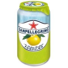 Напиток б/а газ. San Pellegrino Грейпфрут 330 мл