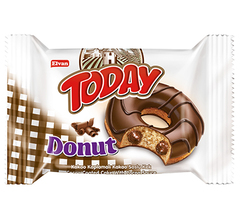 Кекс Today Donut вкус какао 50 грамм