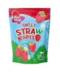 Жевательные конфеты Red Band Сладкая Клубника 100 гр