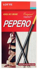 """Соломка с шоколадом """"Пеперо"""" 47 грамм"""