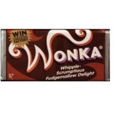 Шоколад Wonka молочный с кунжутом с золотым билетом 200 гр