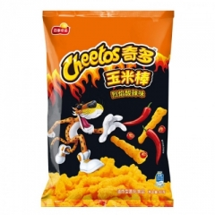 Чипсы Cheetos со вкусом острого перца 90 гр