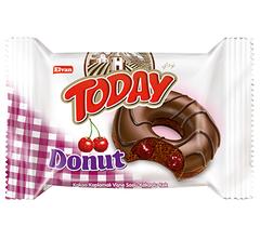 Кекс Today Donut вкус вишня 50 грамм