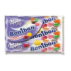 Драже Milka Bonibon 24.3 грамм (3 штуки в пакетике)