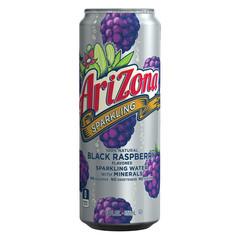 Напиток б/алк газированный AriZona Sparkling Black Raspberry 0,355л