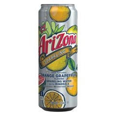 Напиток б/алк газированный AriZona Sparkling Orange Grapefruit 0,355л