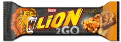 Арахисовый батончик Nestle Lion 2GO Bar 33 грамм