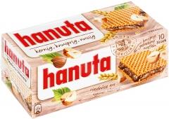 Вафли Hanuta 220 грамм