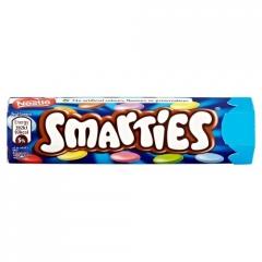 Шоколадное драже Nestle Smarties Single Bar 38 гр