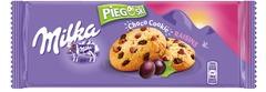 Печенье Milka Cookies Raisins 135 грамм