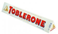 Молочный шоколад Тоблерон Вайт 100 грамм