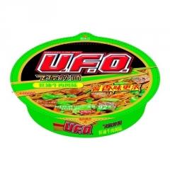 Жареная лапша U.F.O со вкусом говядины в устричном соусе 123 гр