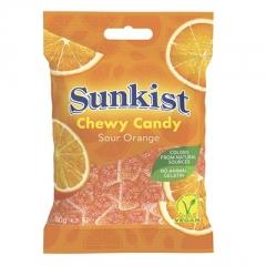 Мармелад жевательный Jelly Belly Sunkist Кислый Апельсин 60 гр