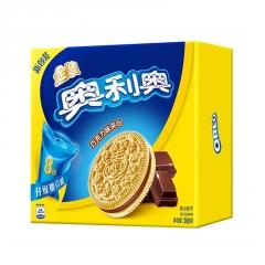 Печенье Oreo Golden Sandwich Chocolate Cookies 388 грамм