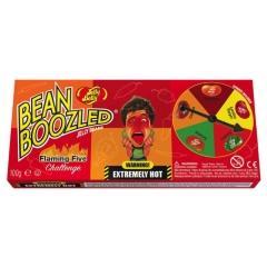 Жевательные конфеты Jelly Belly Bean Boozled Flaming Five ассорти 100 гр