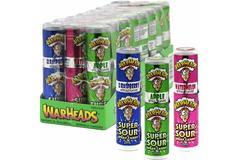 Жидкая конфета-спрей суперкислая WarHeads Super Sour Spray 20мл