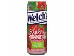 Напиток Arizona Welchs Sparkling Strawberry
