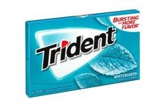 Жевательная резинка Trident Wintergreen