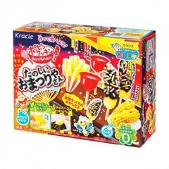 Жевательная конфета Popin Cookin Сделай сам Веселый праздник 24 гр
