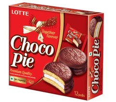 Lotte Сhoco Pie 336г
