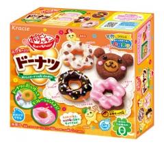 Жевательная конфета Popin Cookin Сделай сам Съедобный набор Пончики 38 гр
