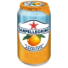 Напиток б/а газ. San Pellegrino Апельсин 330 мл