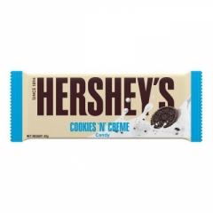Белый шоколад Hershey's Reese's с печеньем 40 гр