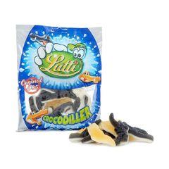 Мармелад Lutti Crocodiller 150 грамм