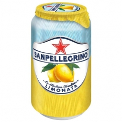 Напиток б/а газ. San Pellegrino Лимон 330 мл