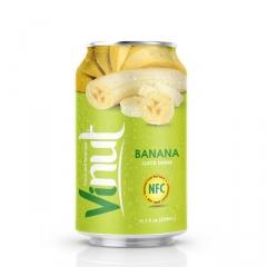 Напиток VINUT со вкусом банана 330 мл