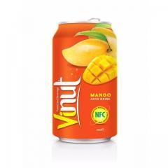 Напиток VINUT со вкусом манго 330 мл