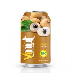 Напиток VINUT со вкусом лонгана 330 мл