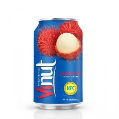 Напиток VINUT со вкусом рамбутана 330 мл