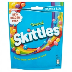 Драже Skittles Tropical 196 гр