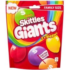 Драже Skittles Giants 170 гр