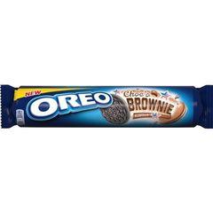 Печенье 'Oreo Choko Brownie' 154 грамм
