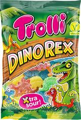 Жевательный мармелад 'Dino Rex' супер кислые 200 грамм