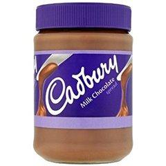 Шоколадная паста Cadbury Chocolate spread 400 грамм