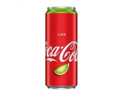 Напиток безалкогольный Coca-Cola lime Кола Лайм 330 мл