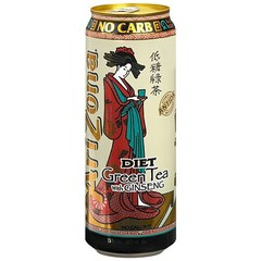 Напиток Arizona Diet Green Tea 0,68л