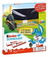 Шоколад Kinder Набор для росписи 100 гр
