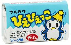 MARUKAWA жевательная резинка со вкусом холодящей содовой 5,5 грамм