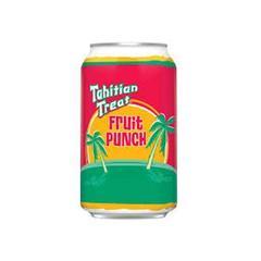 Напиток Tahitian Treat Fruit Punch 0,355 л
